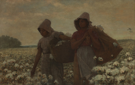 WinslowHomer_The Cotton Pickers_1876