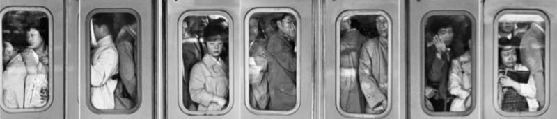 Hiro_Shinjuku Station  Tokyo  Japan  1962_2