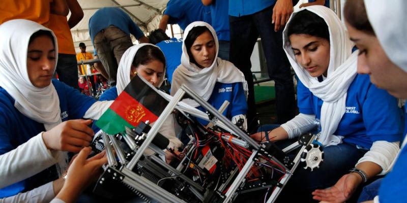 AfghanistanRoboticTeam