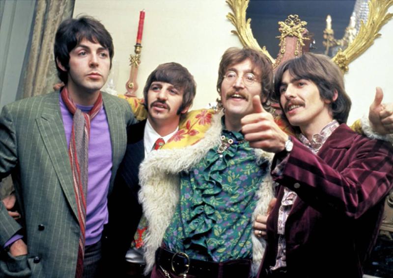 AfghanCoat_Beatles_1967